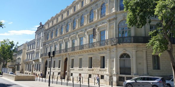 Appart 39 city acc l re son d veloppement international for Appart hotel nimes