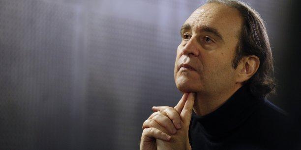 Xavier Niel, le dirigeant et actionnaire d'Iliad (Free).