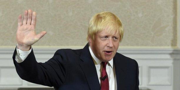 Boris Johnson rejoint le gouvernement May aux Affaires étrangères — Royaume-Uni