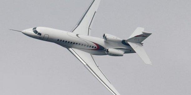 L'industriel Dassault Aviation est confronté à un marché de l'aviation d'affaires très complexe.