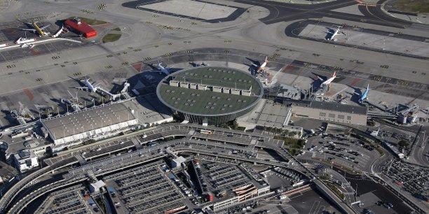 Le terminal 2 de l'aéroport de Nice.