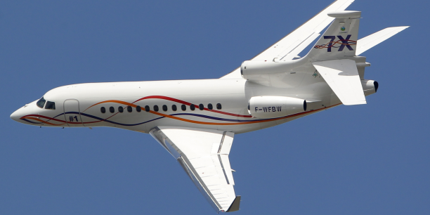 Dassault aviation vend quatre falcon 7x l 39 egypte for Interieur falcon 2000