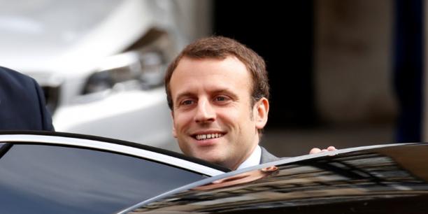 Emmanuel Macron a estimé qu'il n'était pas socialiste.