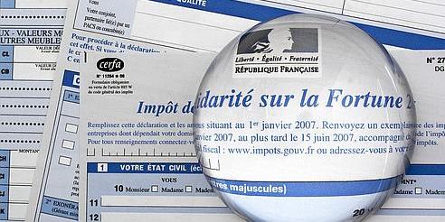 L'impôt de solidarité sur la fortune est prélevé à tous les contribuables dont le patrimoine dépasse 1,3 million d'euros
