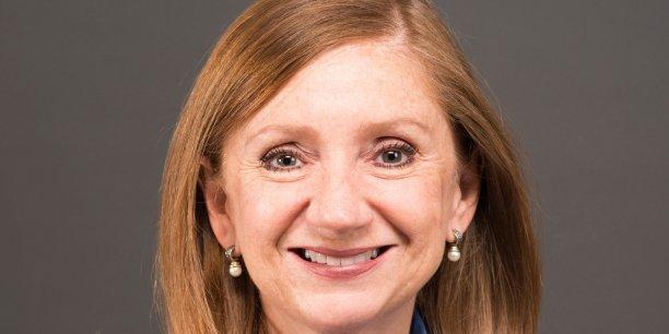 Anabel González, ancienne ministre du Commerce extérieur du Costa Rica, et actuelle directrice principale du Groupe des meilleures pratiques en commerce et compétitivité de la Banque mondiale.