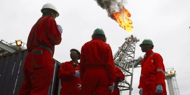 Le Nigéria est très largement dépendant de la vente du pétrole.