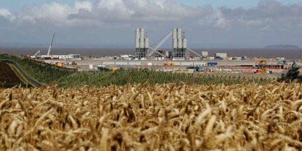 Le gouvernement britannique donne son feu vert au projet d'Hinkley Point