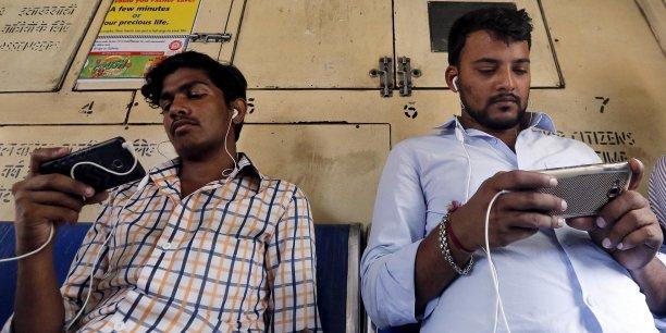 L'arrivée du réseau de Reliance était très attendue en Inde, où la couverture mobile est notoirement inégale et les prix varient de manière importante.