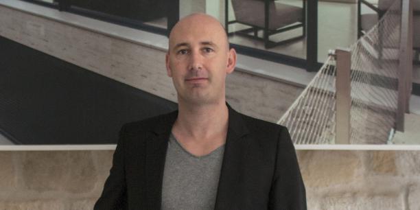 Julien Haussy, dirigeant et fondateur du réseau immobilier Espaces Atypiques