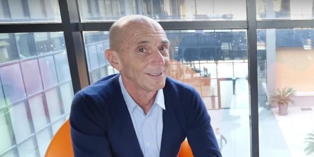 Patrick Siri, Président fondateur de P.Factory