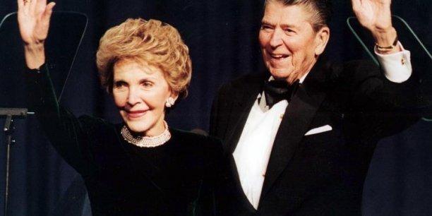 Ronald Reagan a-t-il inspiré Donald Trump ? Leurs programmes se ressemblent assez peu.