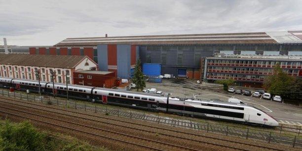 L'Etat annonce une commande de TGV et de locomotives diesel — Alstom