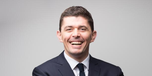 Alexandre Parot, Président-Directeur général du groupe Parot