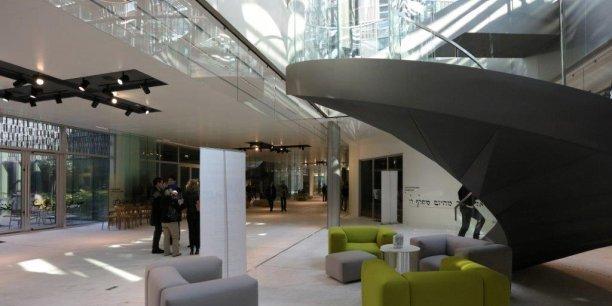 Les Dunes, à Fontenay-sous-Bois (Val-de-Marne), doit incarner la transformation numérique de la banque.