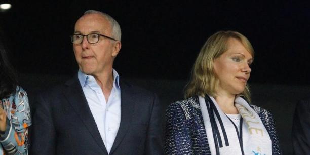 Frank McCourt et Margarita Louis-Dreyfus ont un autre point commun que l'Olympique de Marseille.