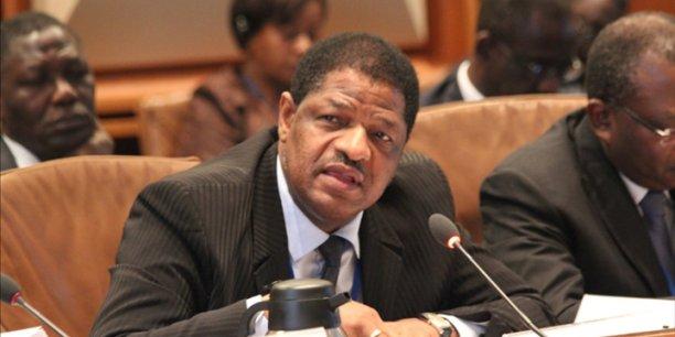 Alain Marcel de Souza,président de la commission de la CEDEAO