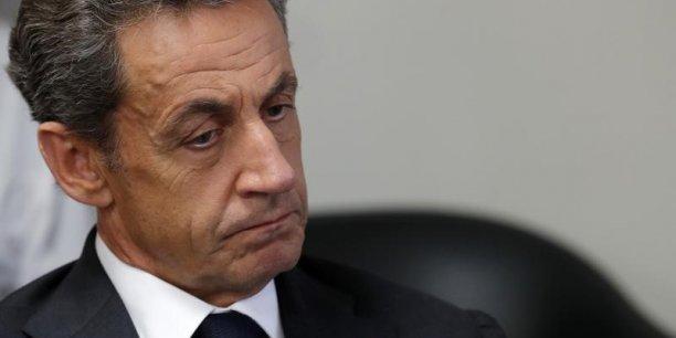 Sarkozy, éliminé, se retire de la vie politique