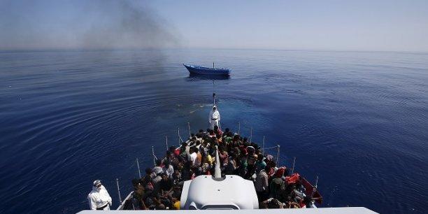 160.000 personnes ont traversé la Méditerranée depuis l'Afrique vers l'Italie selon l'Organisation internationale des migrations.