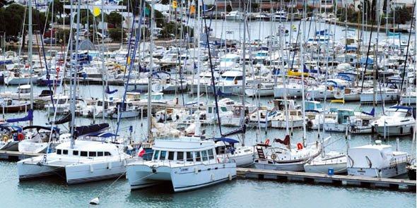 Naissance d un acc l rateur e tourisme n mes - Plus grand port de plaisance d europe ...