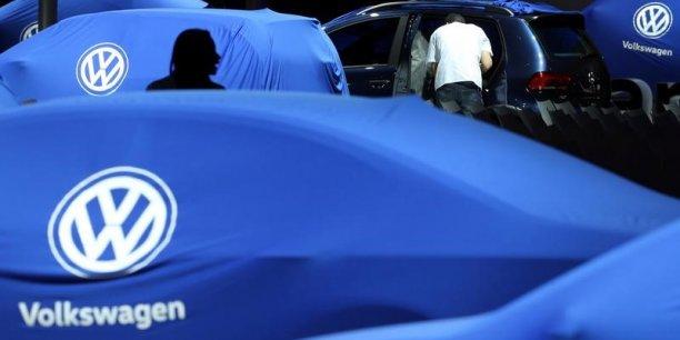 Volkswagen va construire une usine d'assemblage en Algérie