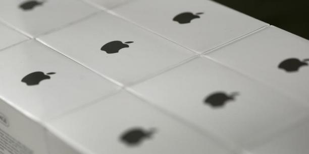 Pour Apple, le coût de production d'un iPhone 7 est d'environ 225 dollars pour un prix de vente à 649 dollars, selon IHS Markit.