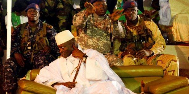 Présidentielle, un 5e mandat pour Yahya Jammeh — Gambie