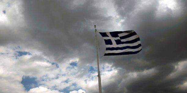Mauvaise année encore pour la Grèce sur le plan économique.