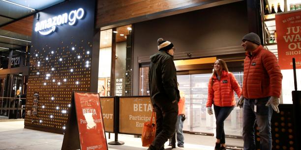 Le marchand inaugure un supermarché sans caisse à Seattle — Amazon Go