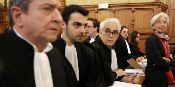 Un ancien cador de Bercy règle ses comptes — Procès Lagarde