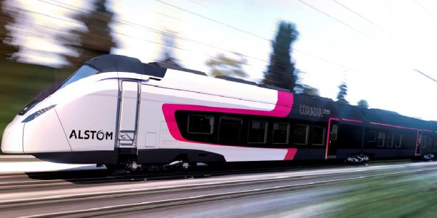 15 trains commandés par le Sénégal — Alstom Reichshoffen