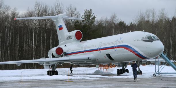 Crash en mer Noire d'un avion militaire russe transportant 91 personnes