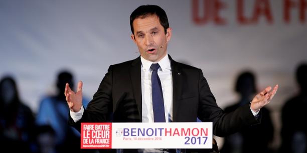 Benoit Hamon est, parmi les candidats à la primaire de la gauche, un des plus fervents défenseurs du revenu universel.