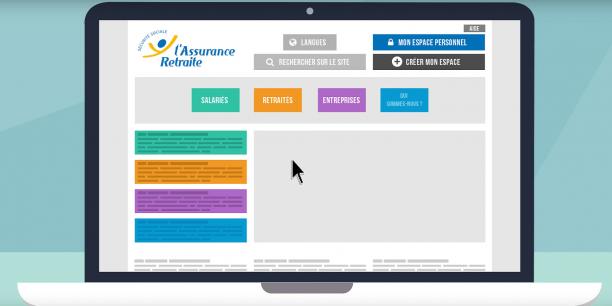 Le site de de l'Assurance retraite vous permet de constituer un dossier de demande de départ en retraite en six étapes.