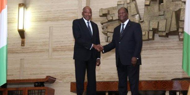 Formation d'un nouveau gouvernement — Côte d'Ivoire
