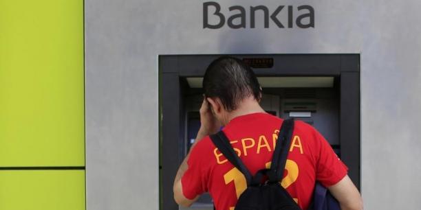 Après une entrée en Bourse catastrophique en 2011, Bankia avait dû être sauvée de la faillite.