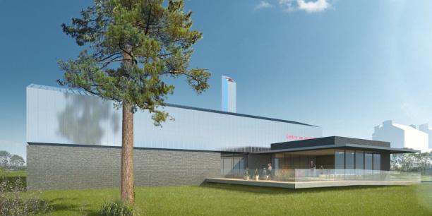 La future centrale de production de chaleur géothermique de la Plaine rive droite de Bordeaux Métropole hébergera également une maison des énergies citoyennes.