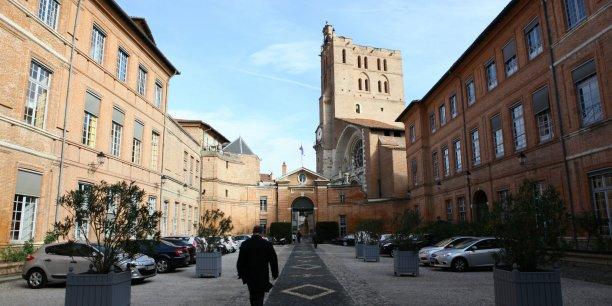 La préfecture de Toulouse, où travaille le préfet d'Occitanie