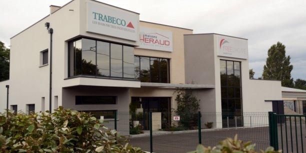 Le siège social de Maisons Héraud à Artigues-près-Bordeaux.