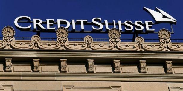 Crédit Suisse : nouvelle lourde perte annuelle