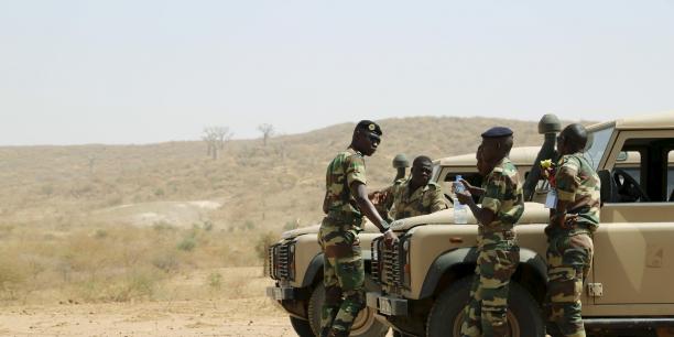 Le président mauritanien en visite à Banjul