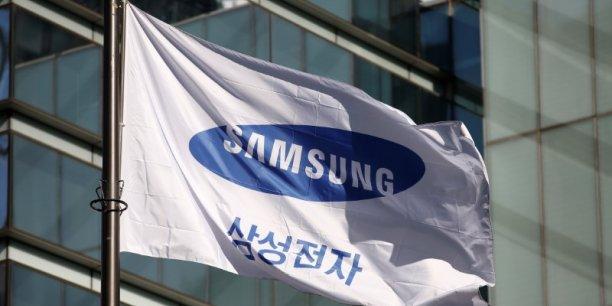 Le chiffre d'affaires du premier fabricant mondial de smartphones est ressorti à 53.300 milliards de wons, quasiment inchangé par rapport à la même période de l'année précédente.