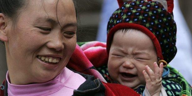 La moyenne des naissances depuis l'an 2000 se situe à 16,35 millions.