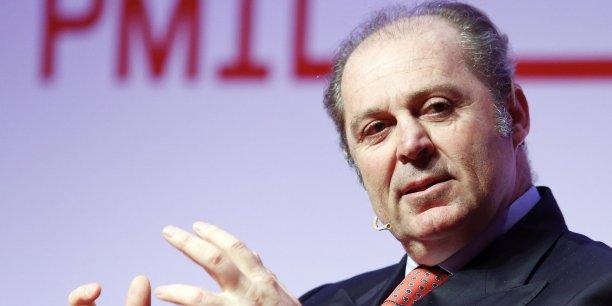 Philippe Donnet, le patron du groupe Generali