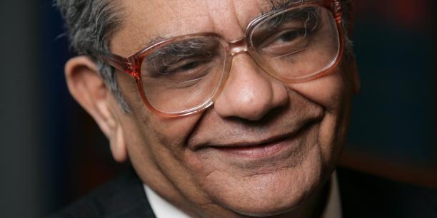 Jagdish Bhagwati, professeur d'économie à l'université de Columbia et ancien consultant à l'OMC (Organisation mondiale du commerce).