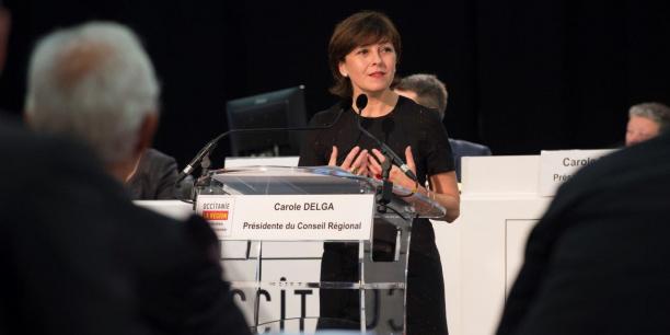 Vive altercation entre la présidente Carole Delga et un élu FN