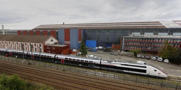 La commande de TGV n'est pas menacée, jure le gouvernement — Alstom