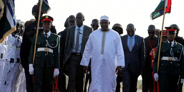 Gambie : le gouvernement annonce une révision de la Constitution