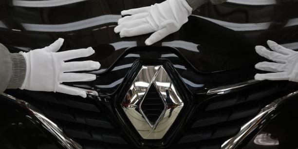 Résultats financiers records pour Renault en 2016