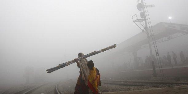 New Delhi est souvent citée comme la ville la plus polluée au monde.