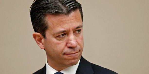 L'ex-directeur financier d'EDF prend les rênes de Deutsche Bank France